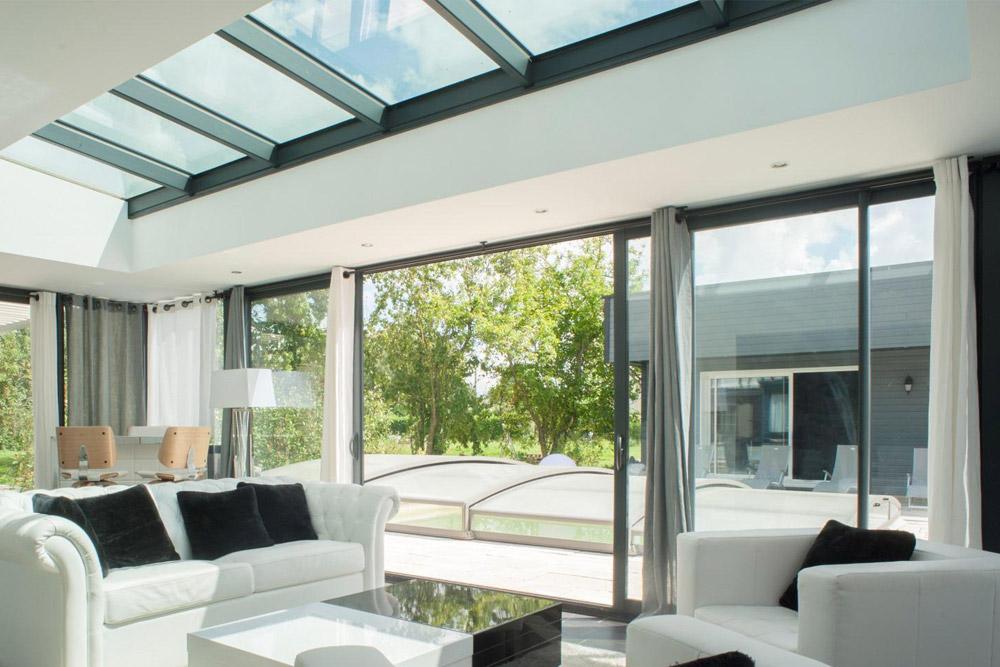 Grandeur Nature Veranda - Tendances Maison